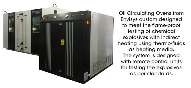 Oil Circulating Ovens