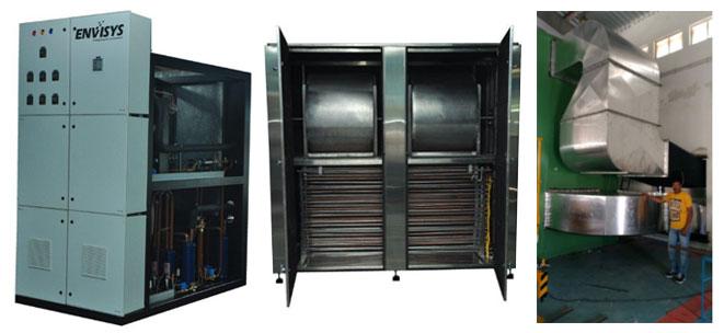 Remote Refrigiration
